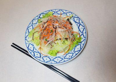 Salade de vermicelles façon thaïe
